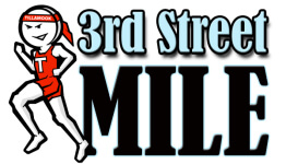 Third Street Mile registration logo