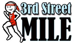 Third Street Mile registration logo