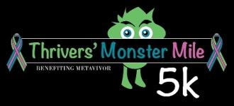 Thrivers' Monster Mile registration logo