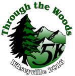 Through The Woods registration logo