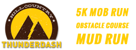 ThunderDash 5K/10K Mud and Obstacle Run registration logo