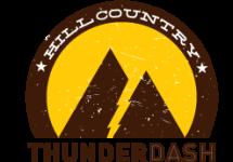 ThunderDash 5K/10K Mud/Obstacle Run registration logo