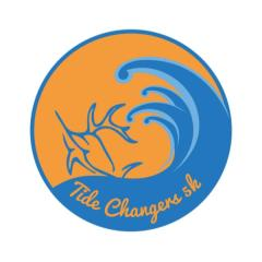 TideChangers 1K, 5K, and 10K Virtual Run registration logo