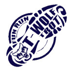 Timpanogos T-Wolf Trot registration logo