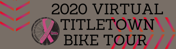 Titletown Virtual Bike Tour registration logo