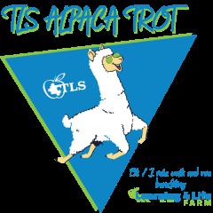 TLS Alpaca Trot registration logo