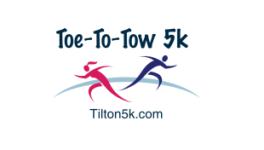 Toe-To-Tow 5k Walk/Run registration logo