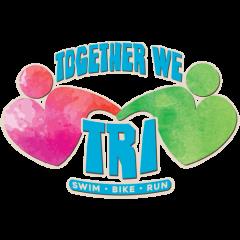 Together We Tri registration logo