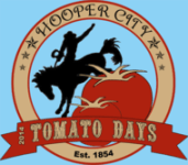 Tomato Days 5k Run  registration logo