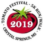 Tomato Festival 5K registration logo