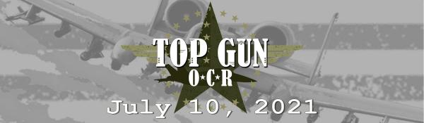 Top Gun OCR registration logo