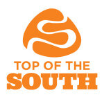 Top of The South registration logo