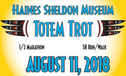 Totem Trot registration logo
