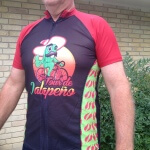 Tour de Jalapeno Jerseys registration logo