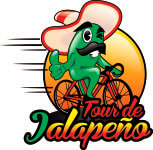 Tour de Jalapeno Race & Tours registration logo