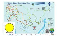 Tower Ridge 10k registration logo