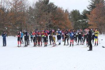 Tower Ridge 10k Ski Race registration logo