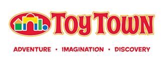 Toy Trot 5K registration logo