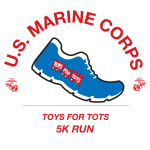 Toys for Tots 5K - Colonia registration logo