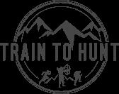 Train To Hunt Challenge North Idaho registration logo