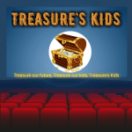 Treasure's Kids 1st Annual 5K Walk/Run & Kids 1 Mile Fun Run Along registration logo