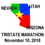 Tri State Marathon registration logo