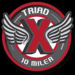 Triad Ten Miler registration logo