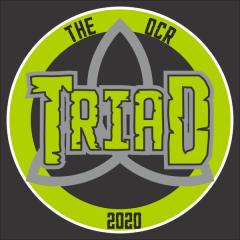 Triad weekend Virtual registration logo