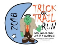 Trick or Trail registration logo