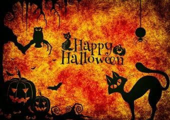 Trick or Treat Halloween Virtual Race registration logo
