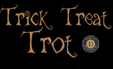 Trick or Treat Trot 5K & 1 Mile Kids Run registration logo