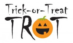 Trick or Trot 5k registration logo