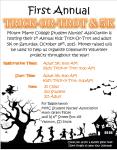 Trick-or-Trot 5k Run/Walk registration logo
