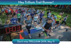 Trillium Trail Run registration logo