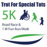 Trot for Special Tots registration logo