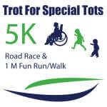 Trot for Special Tots registration logo