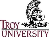 Troy University Dothan SGA Charity Festival and Fun Run registration logo