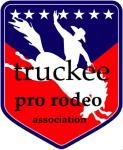 Truckee Professional Rodeo registration logo