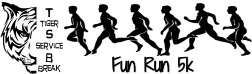TSB Fun 5k registration logo