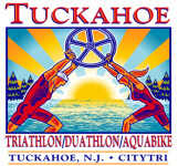 Tuckahoe Triathlon, Duathlon, Aquabike registration logo