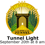 Tunnel Light Marathon registration logo