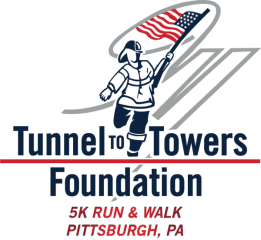Tunnel to Towers 5K Run and Walk Pittsburgh registration logo
