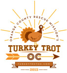 Turkey Trot OC registration logo