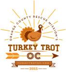 Turkey Trot OC registration logo
