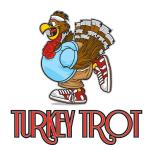 Turkey Trot registration logo