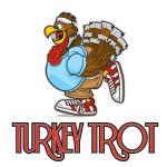 Turkey Trot registration logo