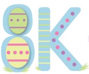 YMCA Rabbit Run 8k & Bunny Hop Festival registration logo