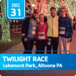 Twilight Race registration logo