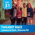 Twilight Race registration logo