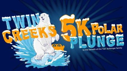 Twin Creeks 5k Polar Plunge registration logo